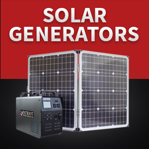 Solar Generator Reviews(Green, portable energy for you)